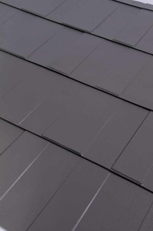 Centura Steel Shingle Green American Home